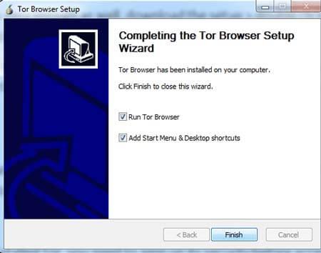 Install Tor