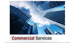 Commercial services & Shops