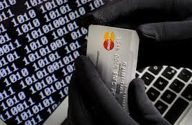 stolen credit cards
